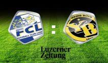 5 x 2 FC Luzern Tickets für das Spiel gegen BSC Young Boys gewinnen