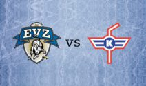 5 x 2 Hockey Tickets für das Spiel EVZ gegen EHC Kloten gewinnen