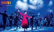 5 x 2 Mary Poppins Tickets für das Musical in Zürich gewinnen