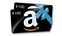 5 x Amazon Gutschein im Wert von über CHF 1'000.- gewinnen