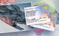 50 x 2 Jungfrau Tickets gewinnen