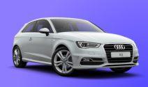Audi A3 im Wert von ca. CHF 25'000.- gewinnen