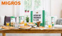 Migros Gutscheine im Wert von CHF 10'000.- gewinnen