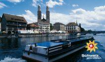 Reise nach Zürich, Basel oder Lugano zu zweit gewinnen