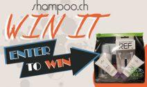 Shampoo.ch Mixed Set gewinnen
