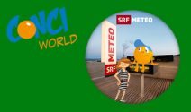 SRF Meteo Ausflug für die ganze Familie gewinnen