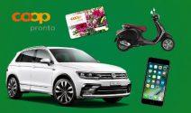 VW Tiguan, Vespa Primavera, iPhone 7 und mehr gewinnen