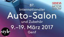 25 x 2 Auto Salon Genf Tickets gewinnen
