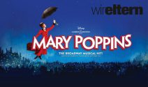 4 x Mary Poppins Tickets für die Aufführung in Zürich gewinnen