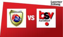 5 x 2 Handball Tickets für das Spiel HCK gegen BSV gewinnen