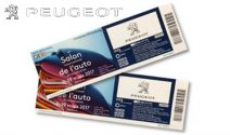 50 x 2 Auto Salon Genf Tickets gewinnen