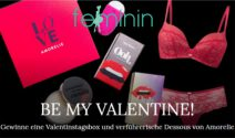 Amorelie Valentinstag-Set gewinnen