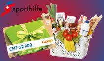 COOP Gutschein und viel mehr im Wert von CHF 200'000.- gewinnen