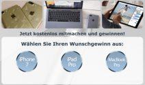 iPhone 7, iPad Pro oder MacBook Pro gewinnen