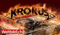 Krokus Album oder Konzert Tickets gewinnen
