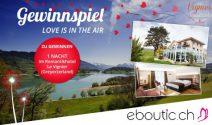 Romantik-Wochenende zu zweit in Greyerzerland gewinnen