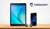 Samsung Galaxy S7, Gear IconX und Samsung Galaxy Tab gewinnen