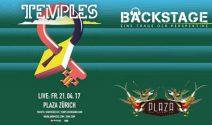 Temples Tickets für das Konzert im Zürcher Plaza gewinnen
