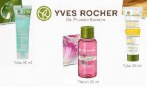 Yves Rocher Pflege-Set gratis erhalten