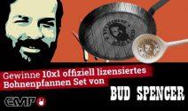 10 x Bud Spencer Set gewinnen