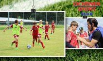 10 x Football Camp Platz gewinnen