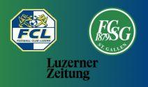 5 x 2 FCL Tickets für das Spiel gegen FC St. Gallen gewinnen
