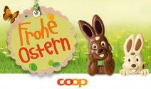 5 x COOP Gutschein im Wert von CHF 1'000.- gewinnen