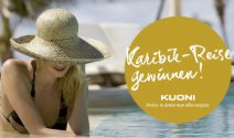 All Inclusive Reise in die Karibik  gewinnen