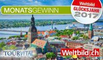 Baltikum Reise für zwei inkl. Flug gewinnen