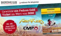 FedCon Gold Ticket im Wert von über CHF 900.- gewinnen
