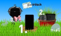 iPhone 7, Nintendo Switch oder Weber Grill gewinnen