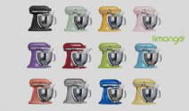 KitchenAid Küchenmaschine in der Farbe Deiner Wahl gewinnen
