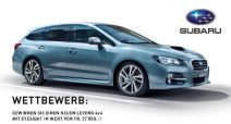 Subaru Levorg oder Sicherheitskurs gewinnen