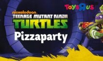 Turtles Pizza Party gewinnen