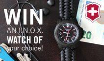 Victorinox Uhr nach Wahl gewinnen