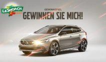 Volvo V40, LeShop Gutschein und vieles mehr gewinnen