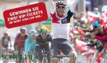 2 x Tour de Suisse Tickets gewinnen