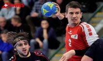 3 x 2 Handball Tickets für das Spiel Schweiz gegen Portugal gewinnen