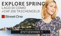 Ferien am Lago di Como zu zweit gewinnen