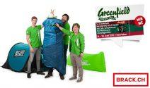 1 x 2 Greenfield Festival Package gewinnen