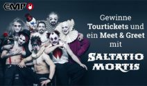 1 x 2 Saltatio Mortis Tickets inkl. Meet & Greet gewinnen
