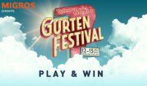 20 x 4 Gurten Festival Tickets gewinnen