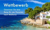4 x Palma de Mallorca  Flug, Shopping-Gutschein oder Brautschuhe gewinnen