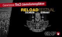 5 x 2 Reload Festival Tickets gewinnen