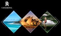 Australien Reise im Wert von CHF 10'000.-  oder Robbie Williams Tickets gewinnen