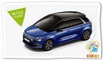 Citroën C4 Picasso im Wert von CHF 25 000.- gewinnen