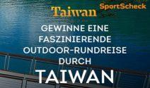 Erlebnisreise nach Taiwan zu zweit gewinnen
