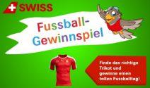 Fussball Tickets für das Spiel Schweiz – Weissrussland und vieles mehr gewinnen