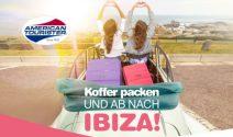 Ibiza Ferien für 4 inkl. Reisekoffer gewinnen