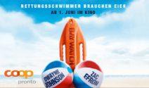Ibiza Ferien inkl. Flug oder Baywatch Kinotickets und Goodies gewinnen